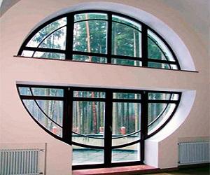 Оригинальные пластиковые окна
