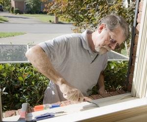 Самостоятельный ремонт старых окон