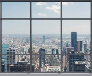 Окна мегаполиса