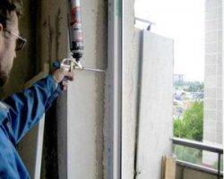 Промерзание пластиковых окон. Как избежать