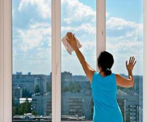 Уход за алюминиевыми окнами