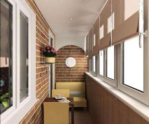 Как сделать из балкона теплую комнату